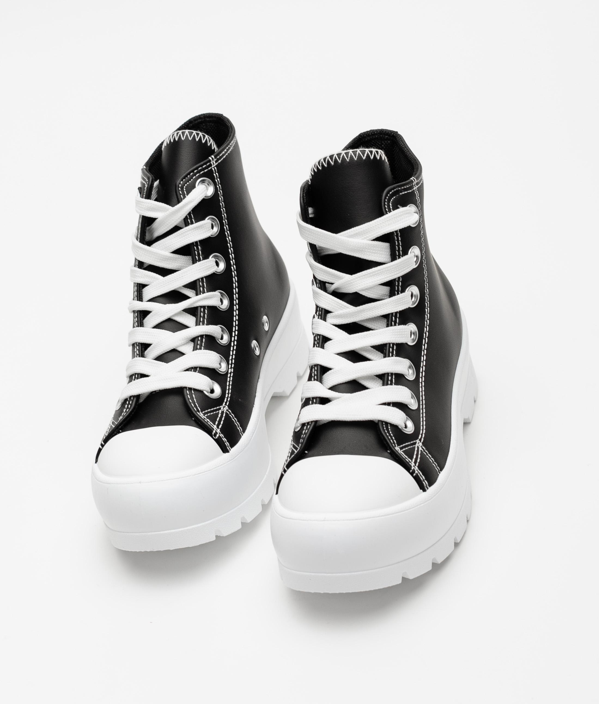 Sneakers Ludi - Nero Polipiel