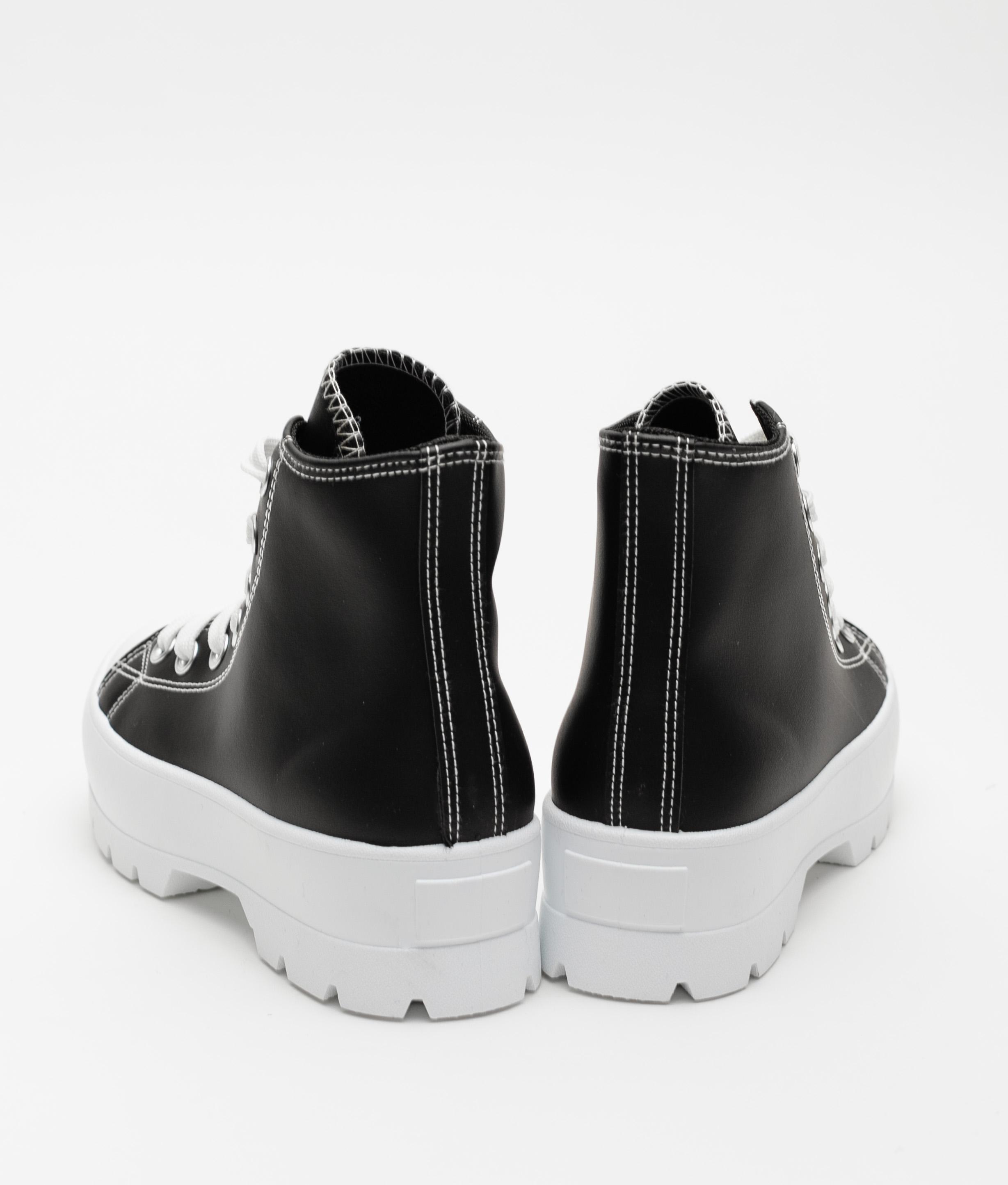 Sneakers Ludi - BlackPolipiel