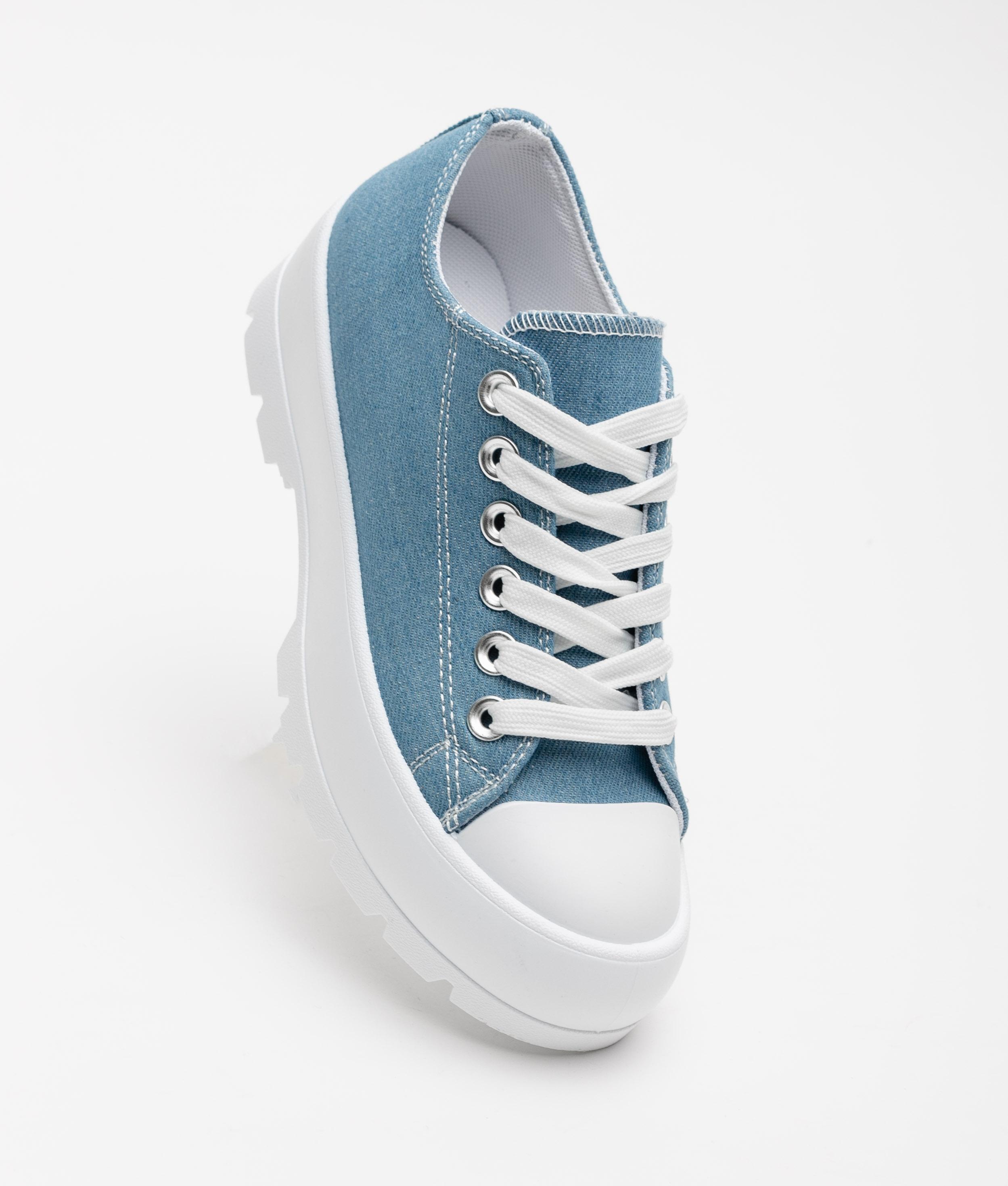 Sneakers CLETA - BLEU