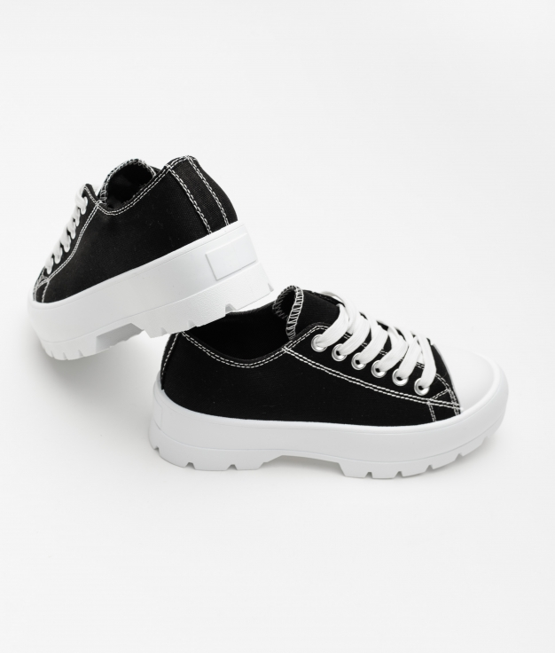 Sneakers CLETA - BLACK