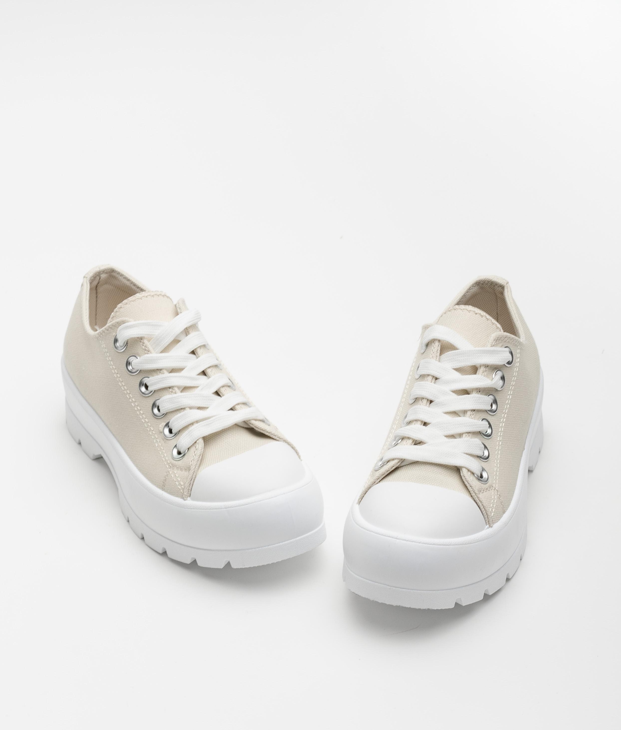 Sneakers CLETA - BEIGE