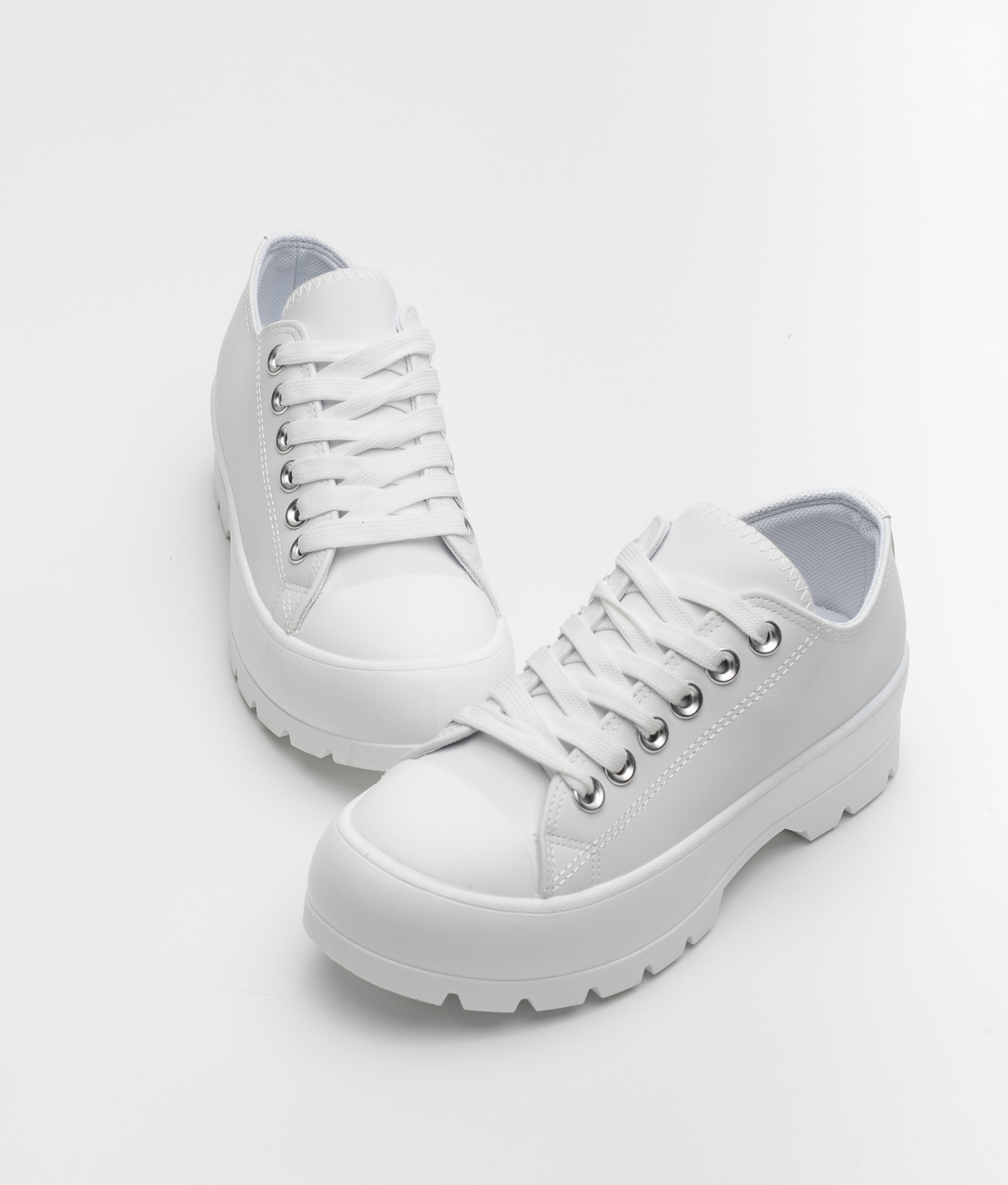 Sneakers CARET - WHITE POLIPIEL