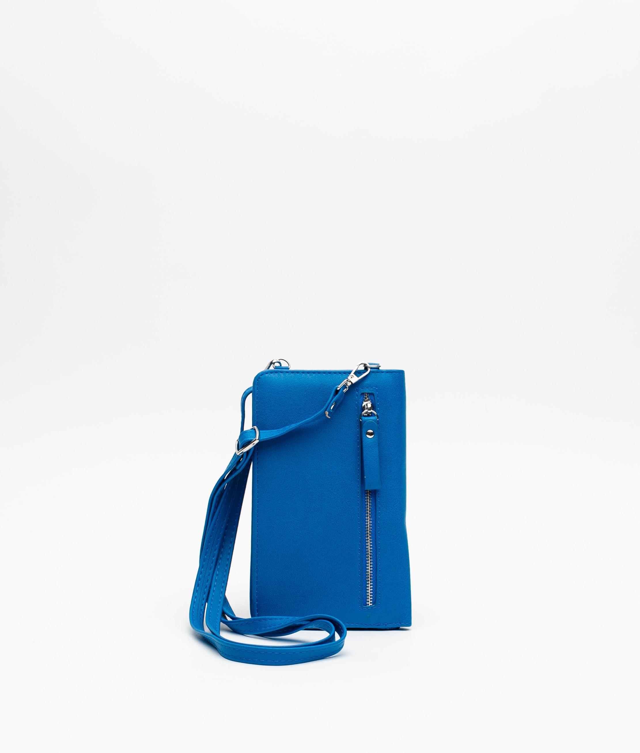 Wallet Mobile Holder Maria - Blue