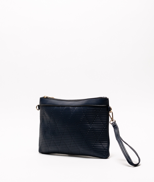 HANDBAG DIVINA - NAVY BLUE