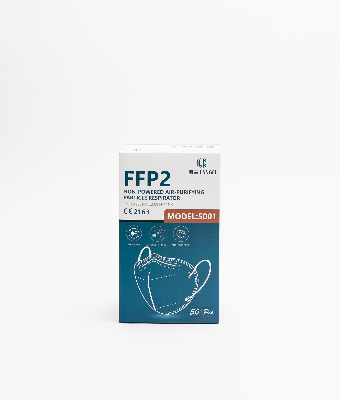 PACK 50 MASCARILLAS FFP2 - BRANCO