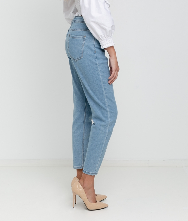 Trousers Lerita - Light Denim