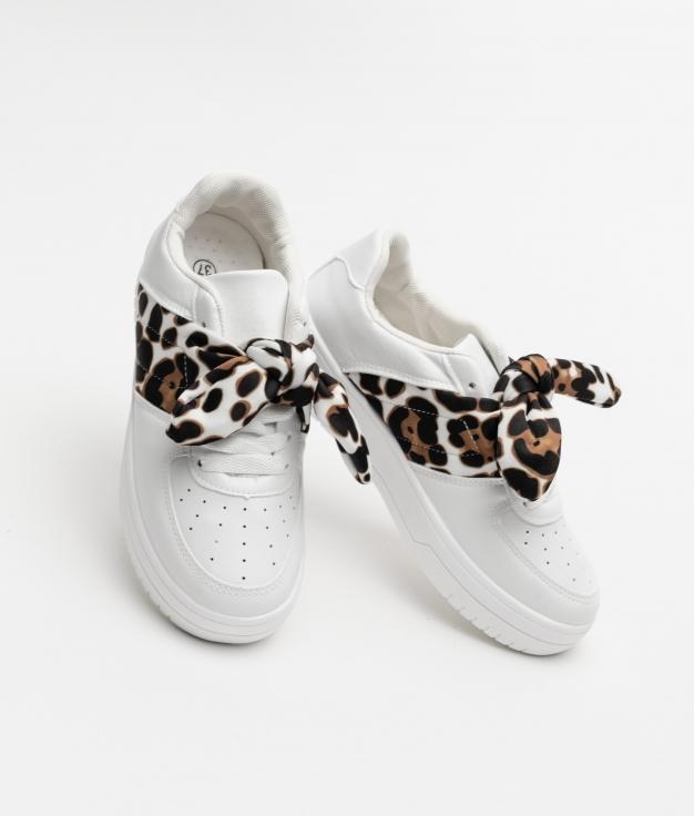 Sneakers Lankar - Leopardo