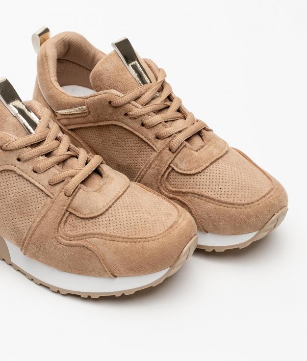 Sneakers Meton - Cammello