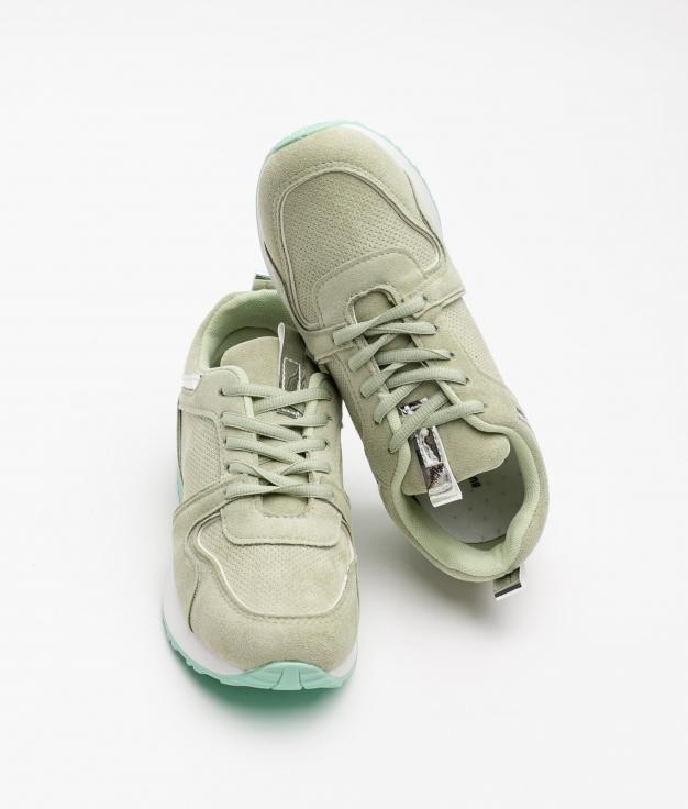 Sneakers Meton - Vert