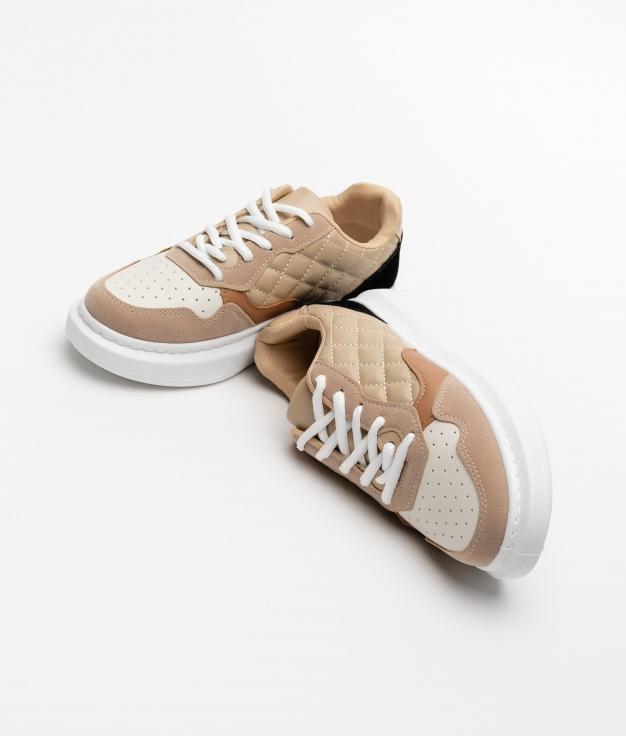 Sneakers Viton - Kaki