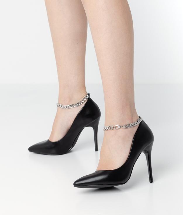 Zapato de Tacón Denas - Negro