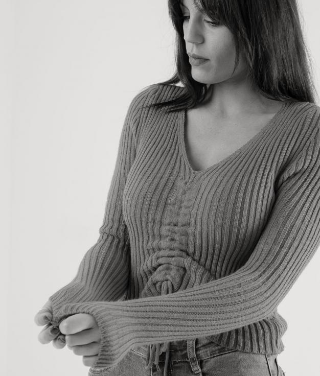 MAGLIA CHERKY - FUCSIA