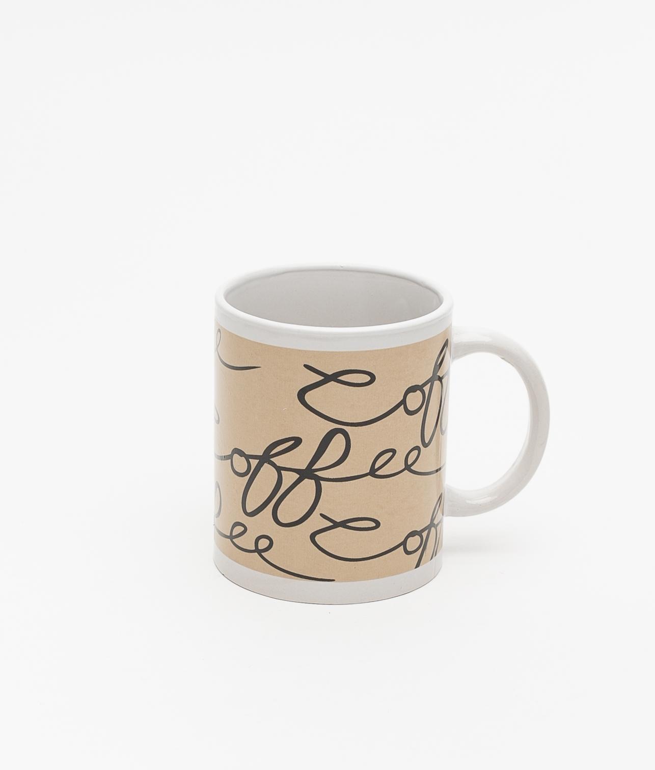 TAZA FEME COFFEE - BEIGE