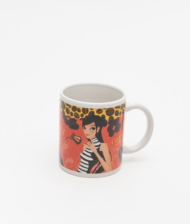 TAZA COFFEE - ROSSO