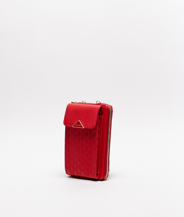 SUPPORT MOBILE LARA - ROUGE