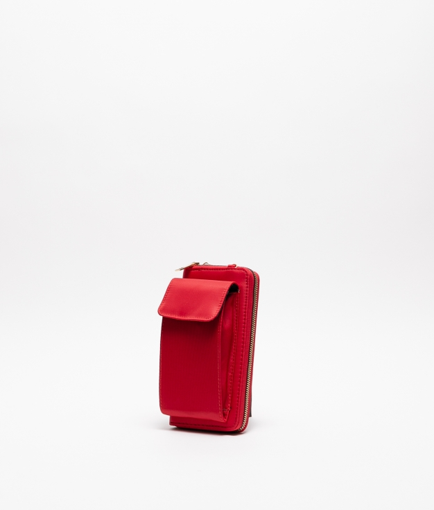 SUPPORT MOBILE LURIA - ROUGE