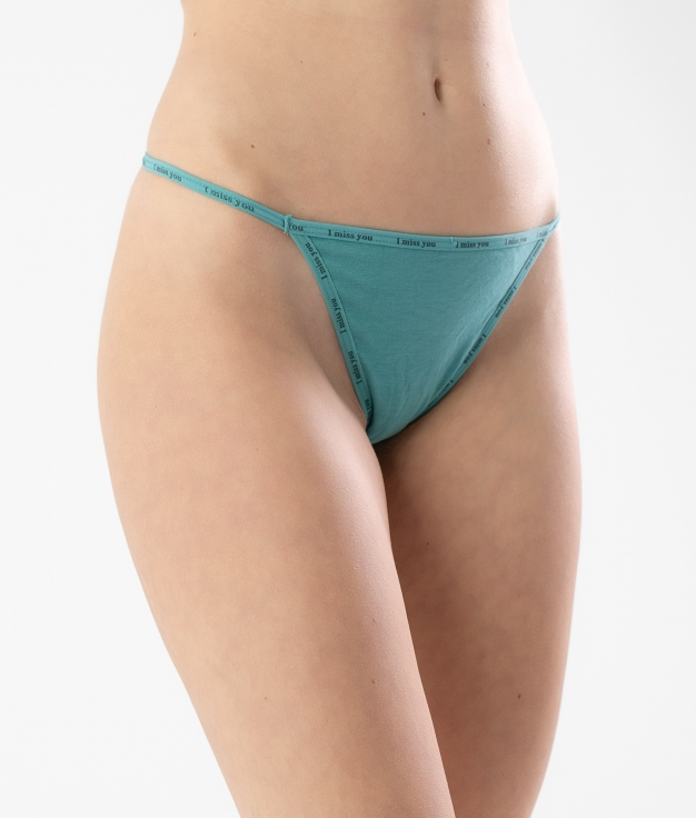 TANGA MISS - PACK 12 UDS