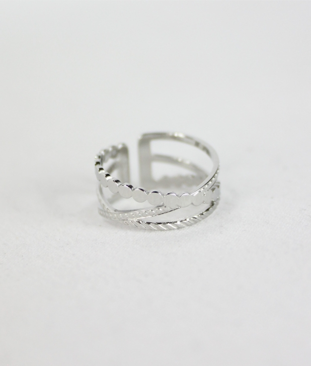RING KENDELL - SILVER
