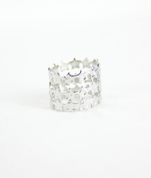 RING WINDELL - SILVER