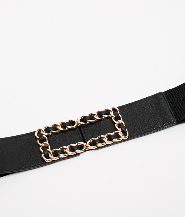 Cinturón Cadey - Negro