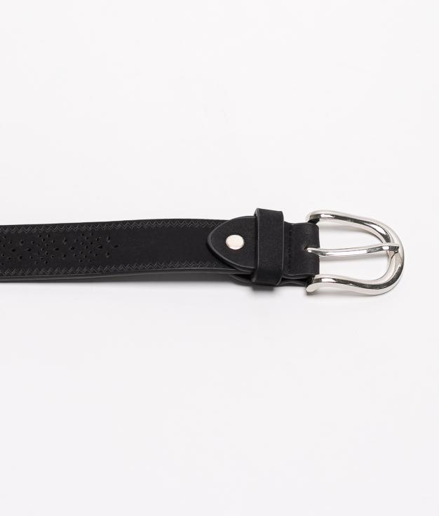 Cinturón Linda - Negro