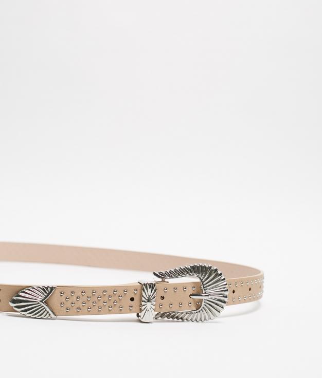 Cinturón Karly - Beige