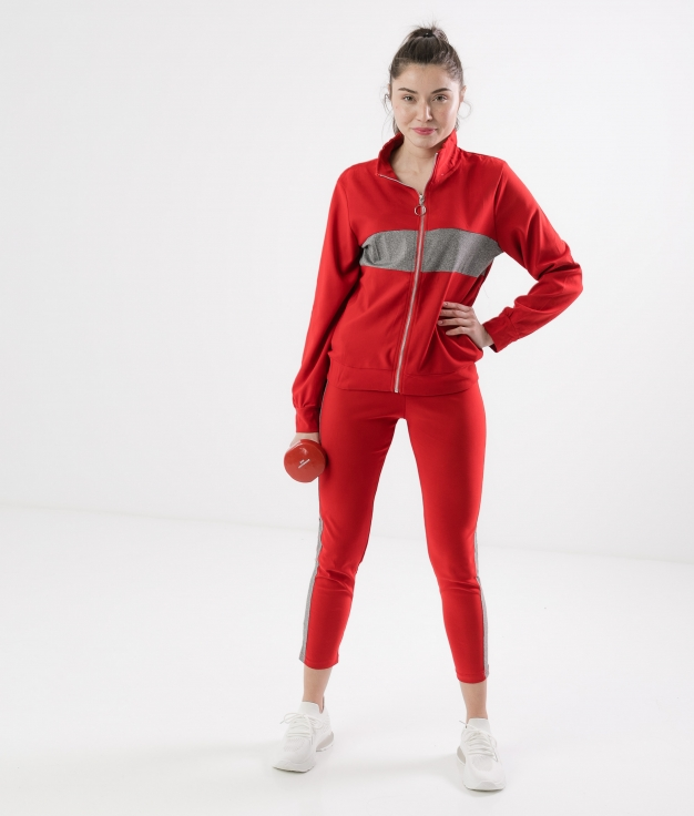 RINU OUTFIT - RED