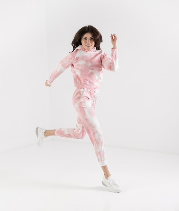 DINCOS OUTFIT - PINK