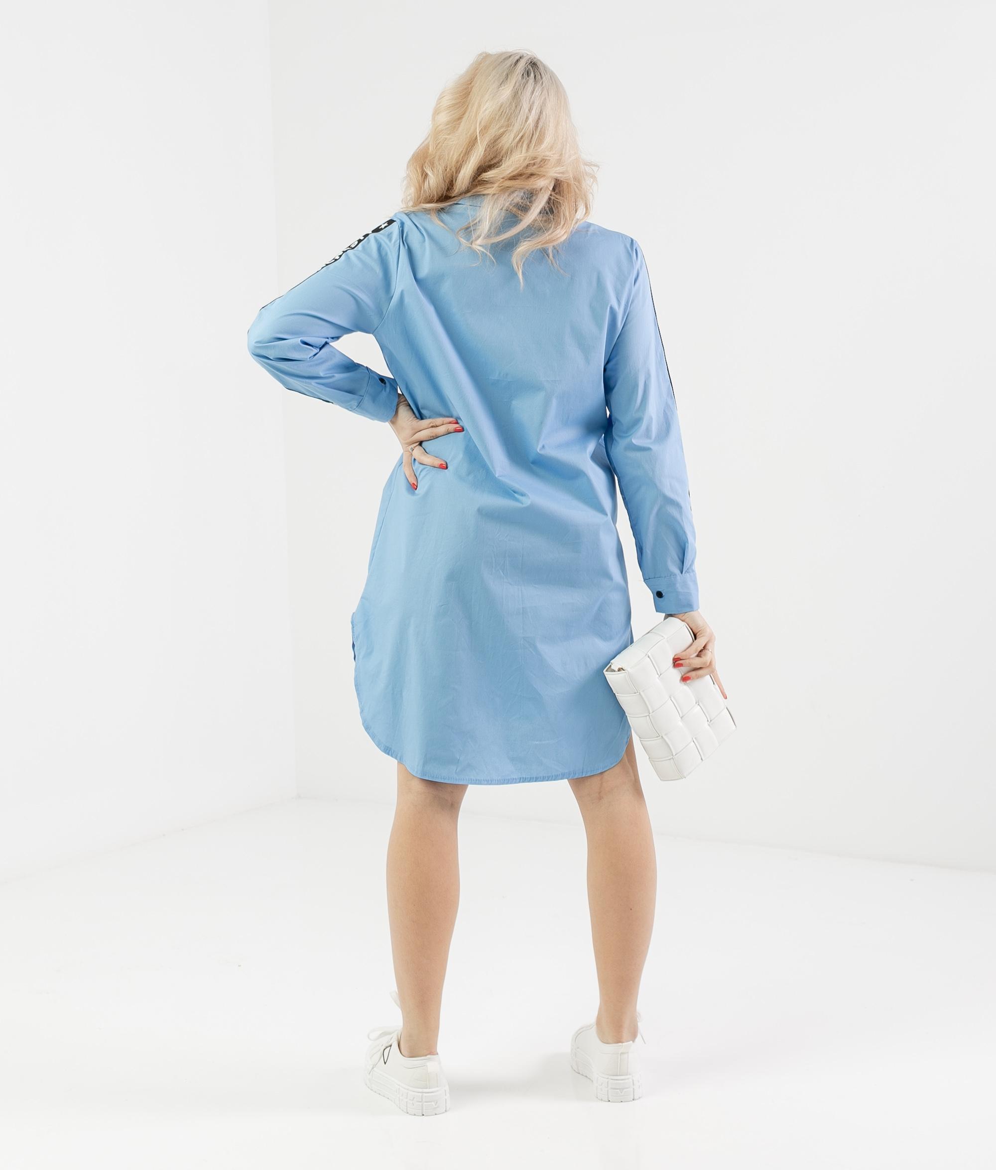 DRESS NESTY - BLUE