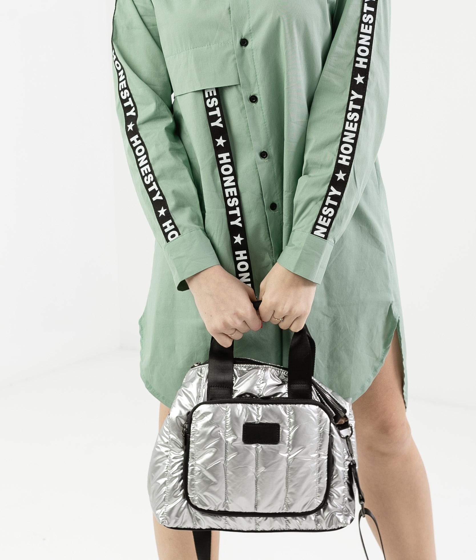DRESS NESTY - GREEN