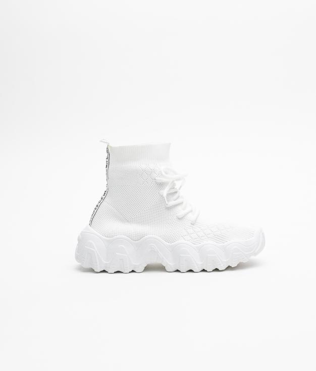 Sneakers CLATI - Blanco