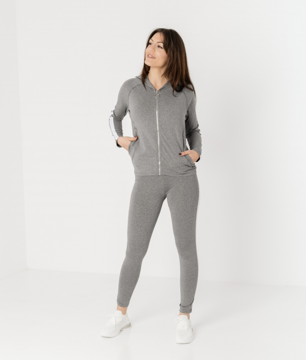 QUINXE OUTFIT - GREY