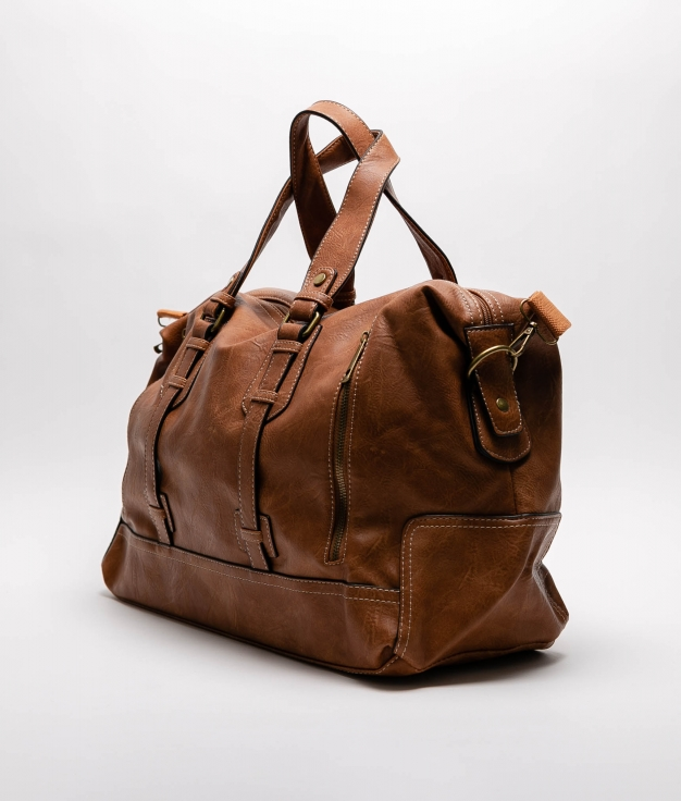 BOLSO VOIAGER - COURO