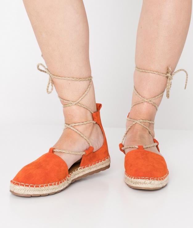 Espadrile Cloet - Orange