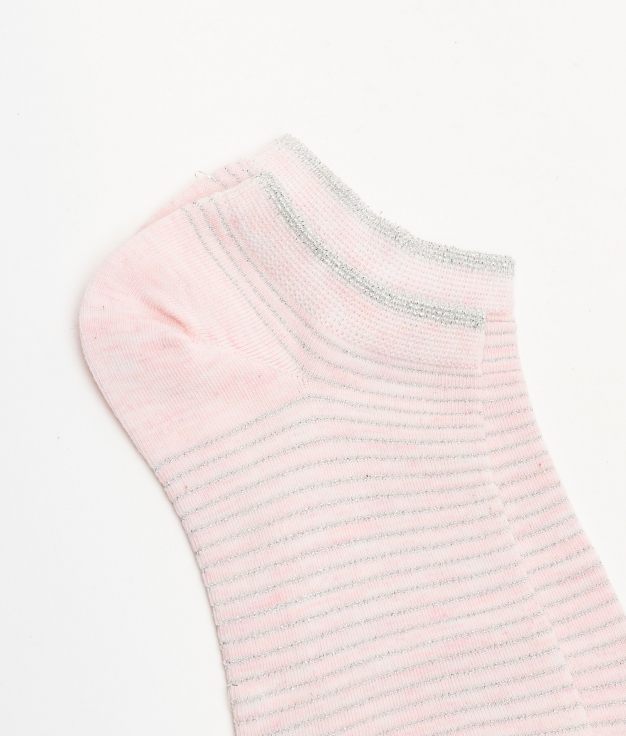 CHAUSSETTE FRIXER - ROSE