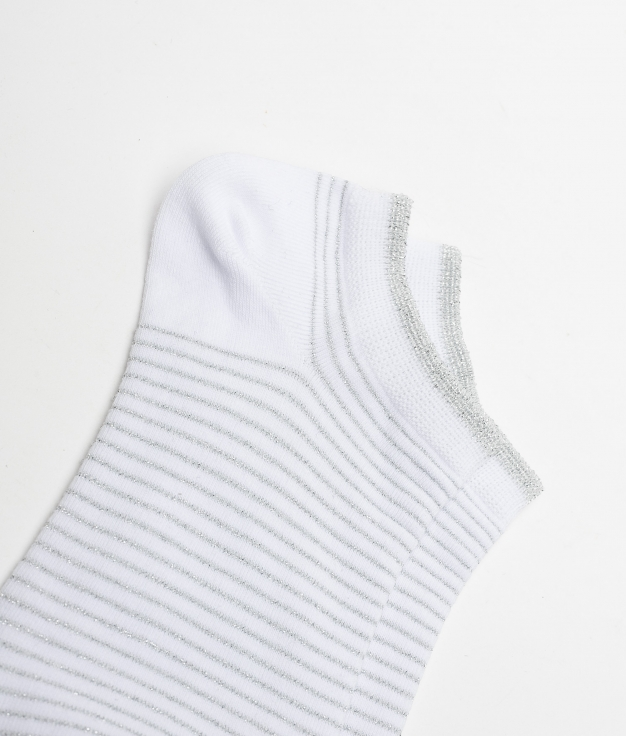 CALCETINES FRIXER - BLANCO