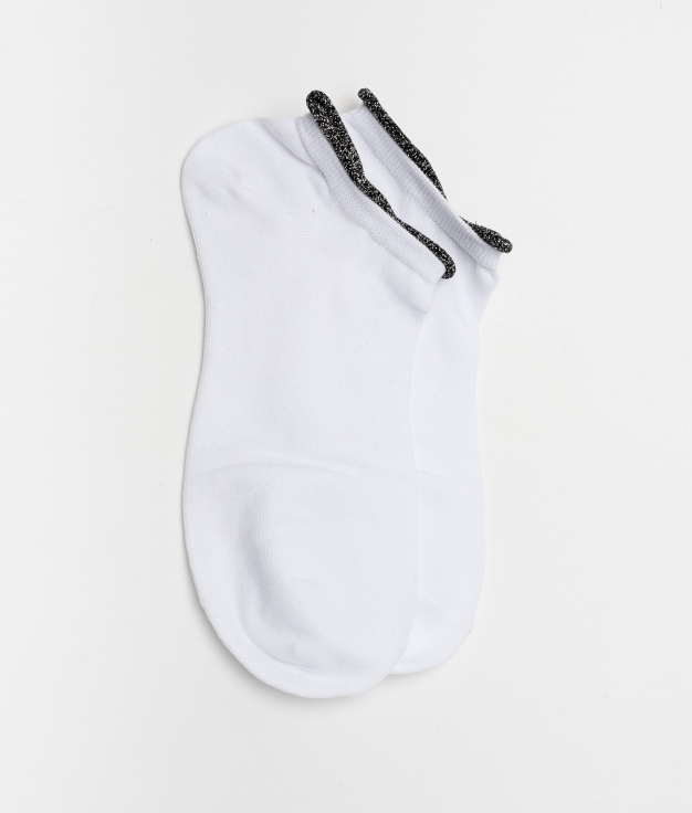 SOCK DINSO - WHITE