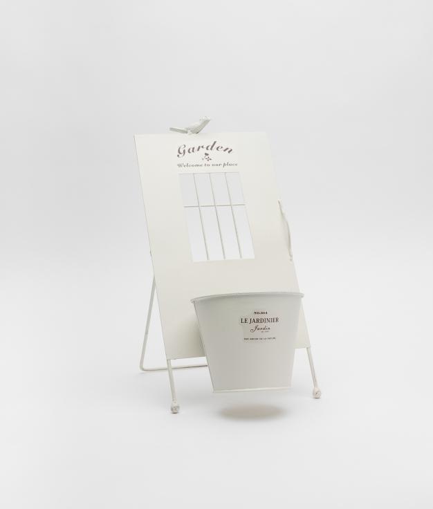MACETERO GARDEN - WHITE
