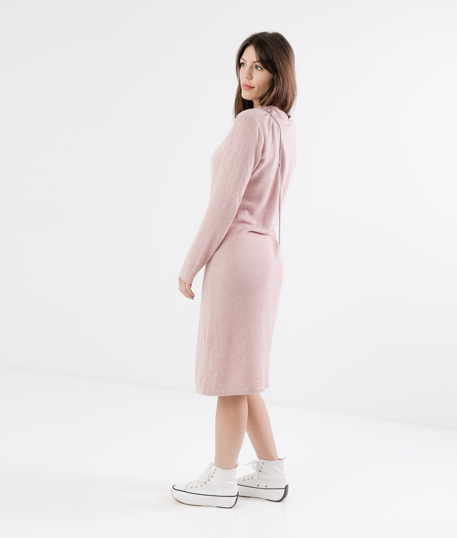 DRESS ESTARLI - PINK