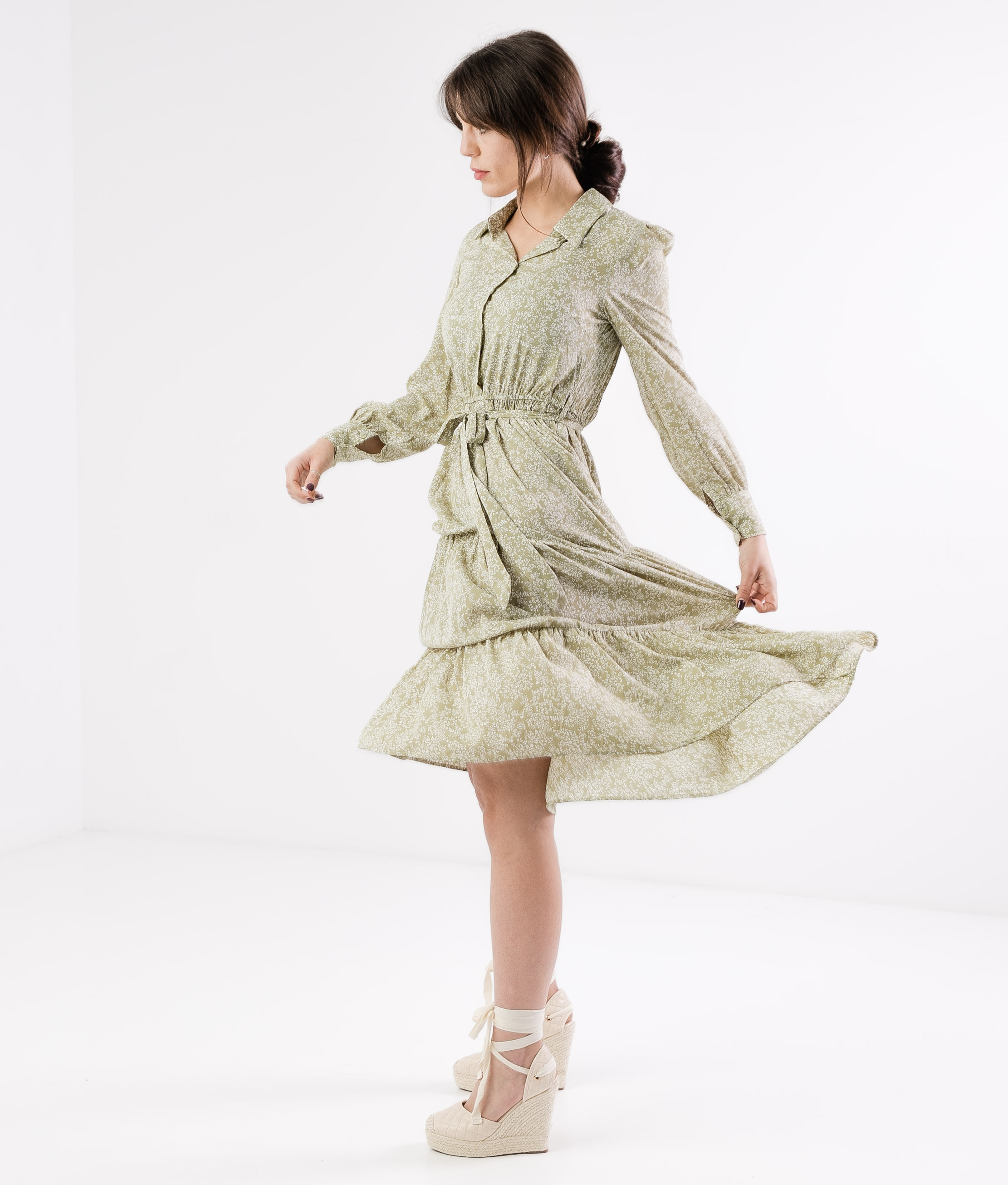 Robe Askir - Vert
