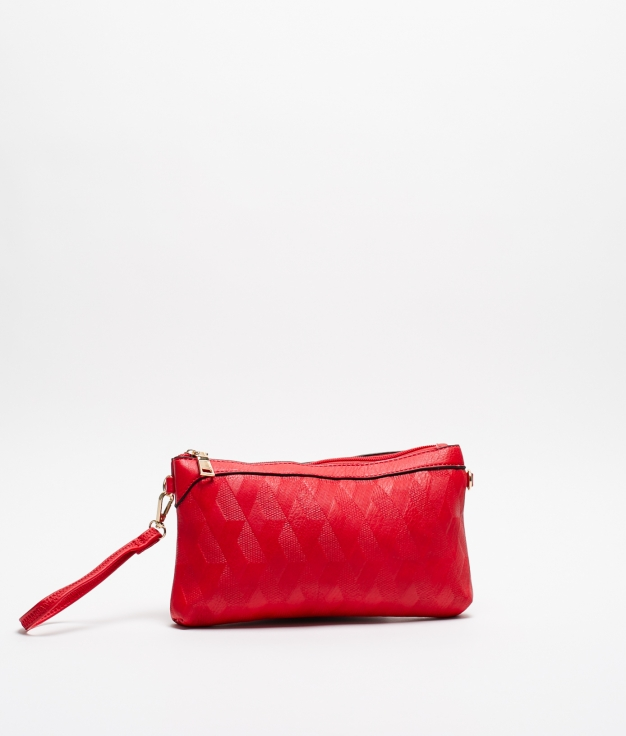 ANUKET HANDBAG - RED