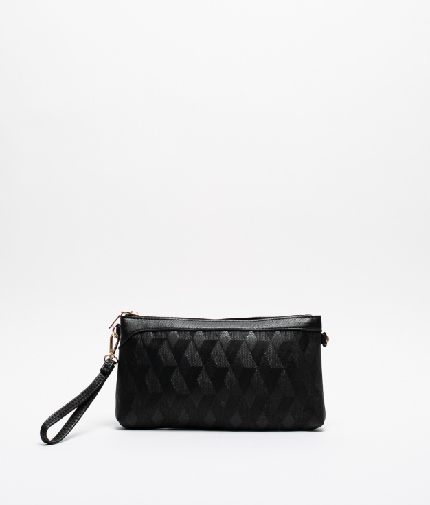 ANUKET HANDBAG - BLACK