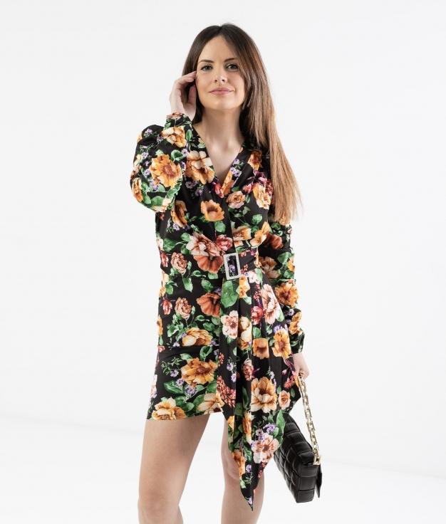 Vestido Droncer - Preto