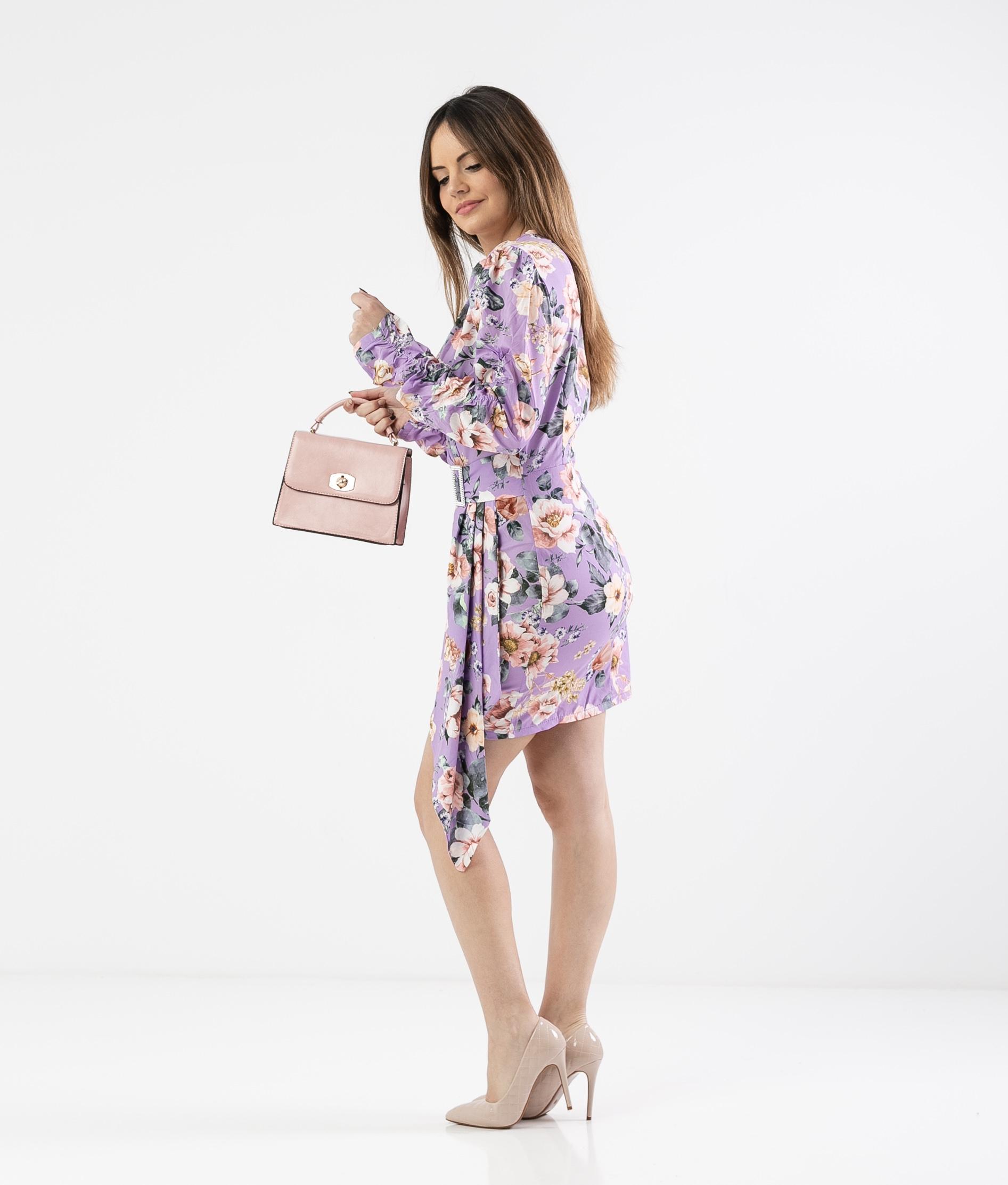 Dress Droncer - Purple