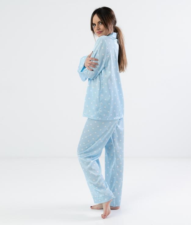 Pijama Lorenta - Azul