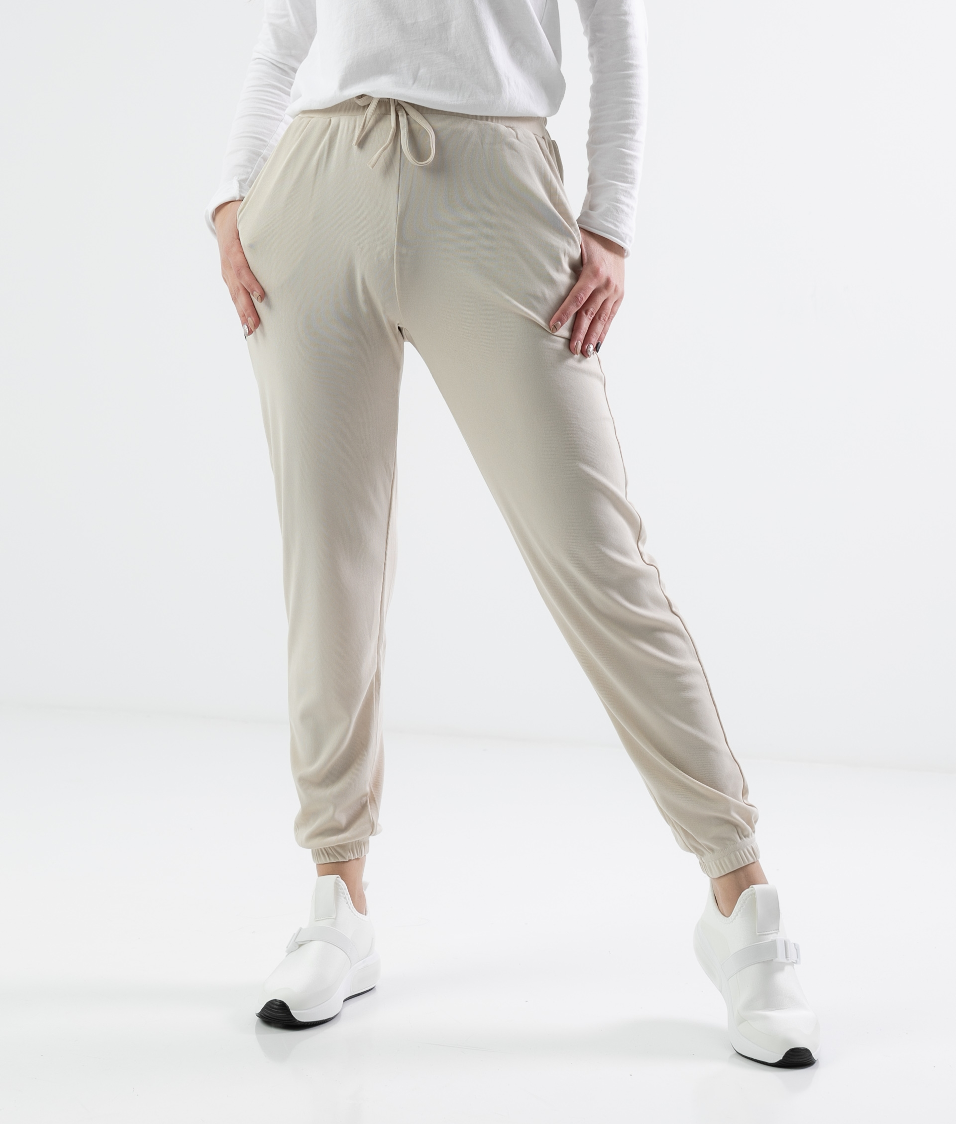 Pantalón Emere - Beige