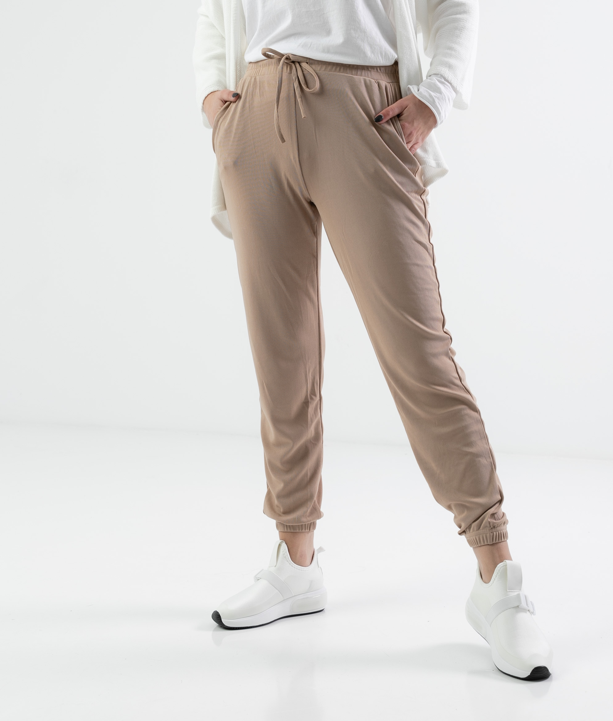 Pantalón Emere - Camel