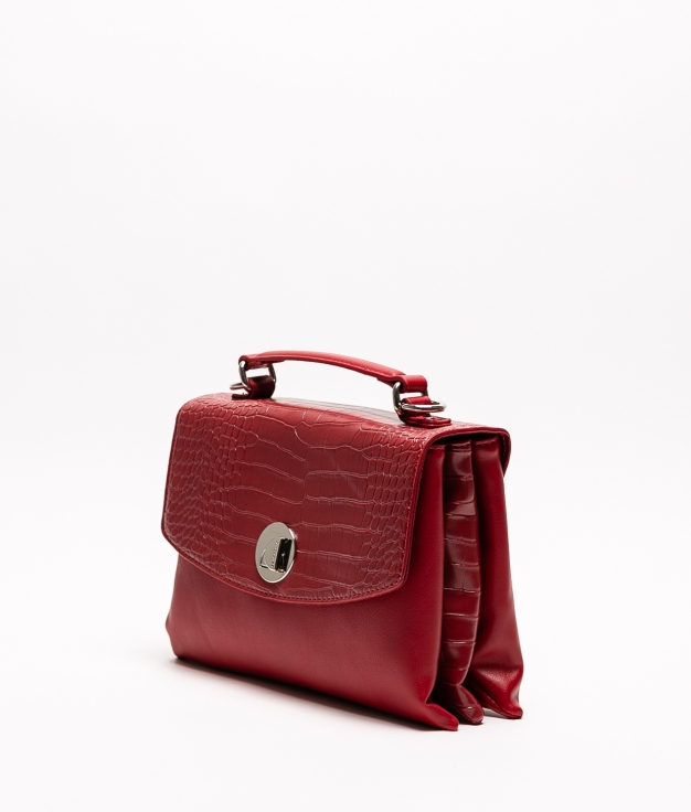 HILLTON BAG - RED
