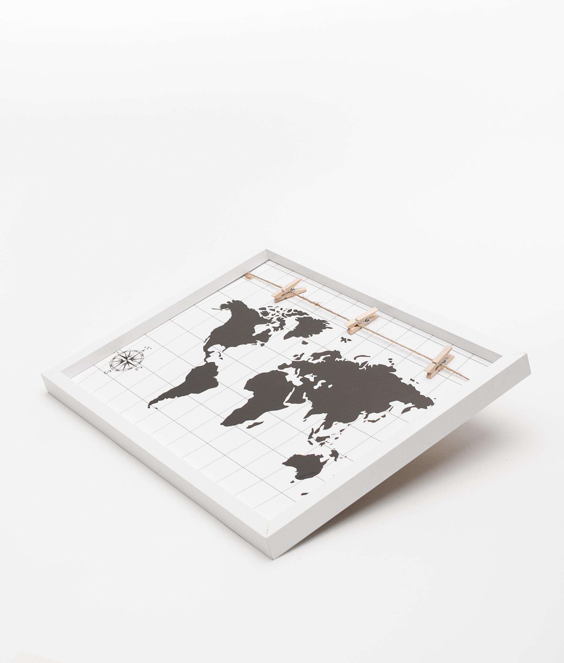 PORTAFOTOS WORLD - BLANCO