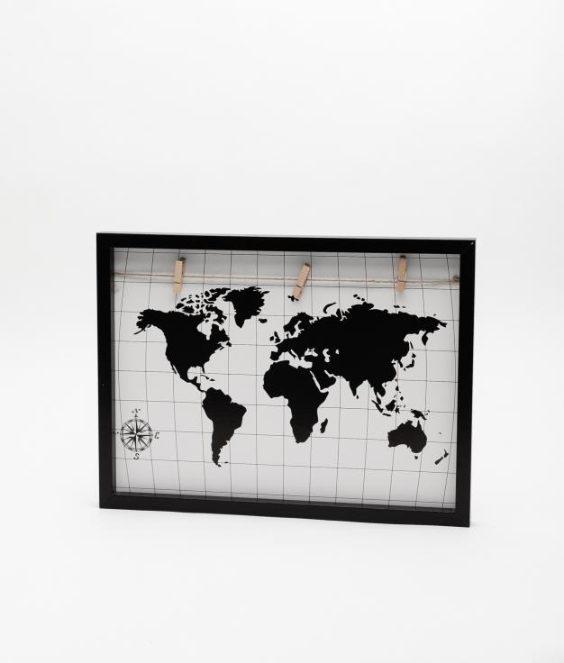 PORTAFOTOS WORLD - BLACK